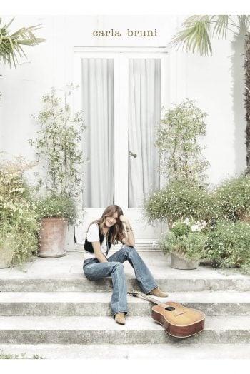Affiche Carla Bruni concert narbonne arena