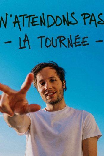 Affiche Vianney concert Narbonne Arena